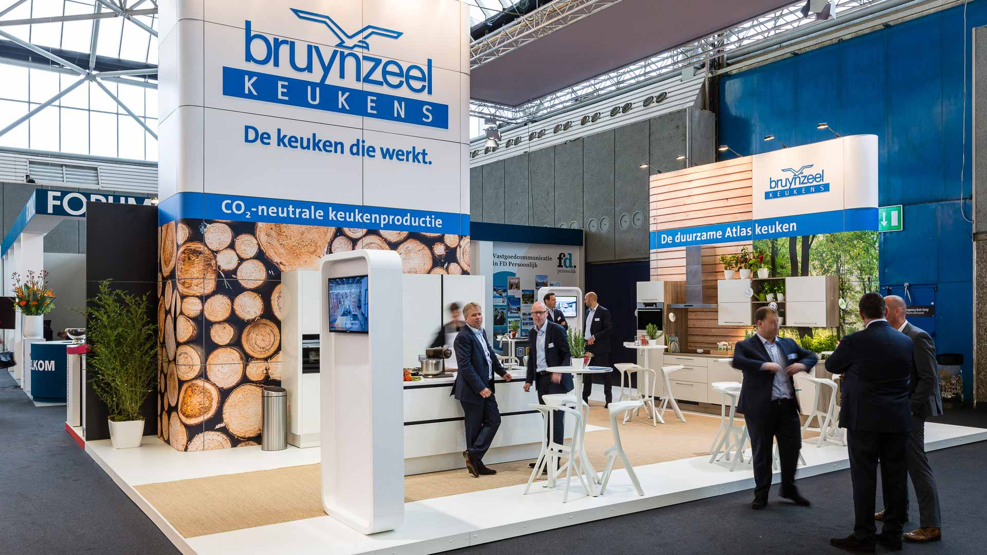 Bruynzeel kitchens provada expospaces